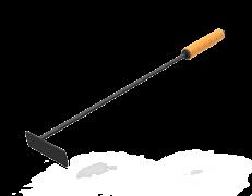 Кочерга, Grillver с деревянной ручкой