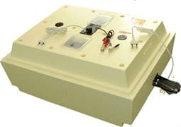 Инкубатор Золушка 70 яиц, автопереворот, 220В, аналоговый терм., гигрометр
